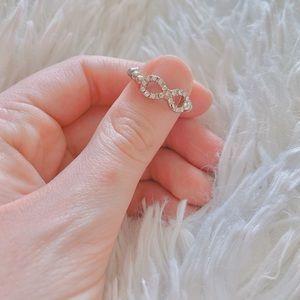 💫2/15$ Infinity ring